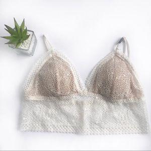 Victoria's Secret | bra white nude new